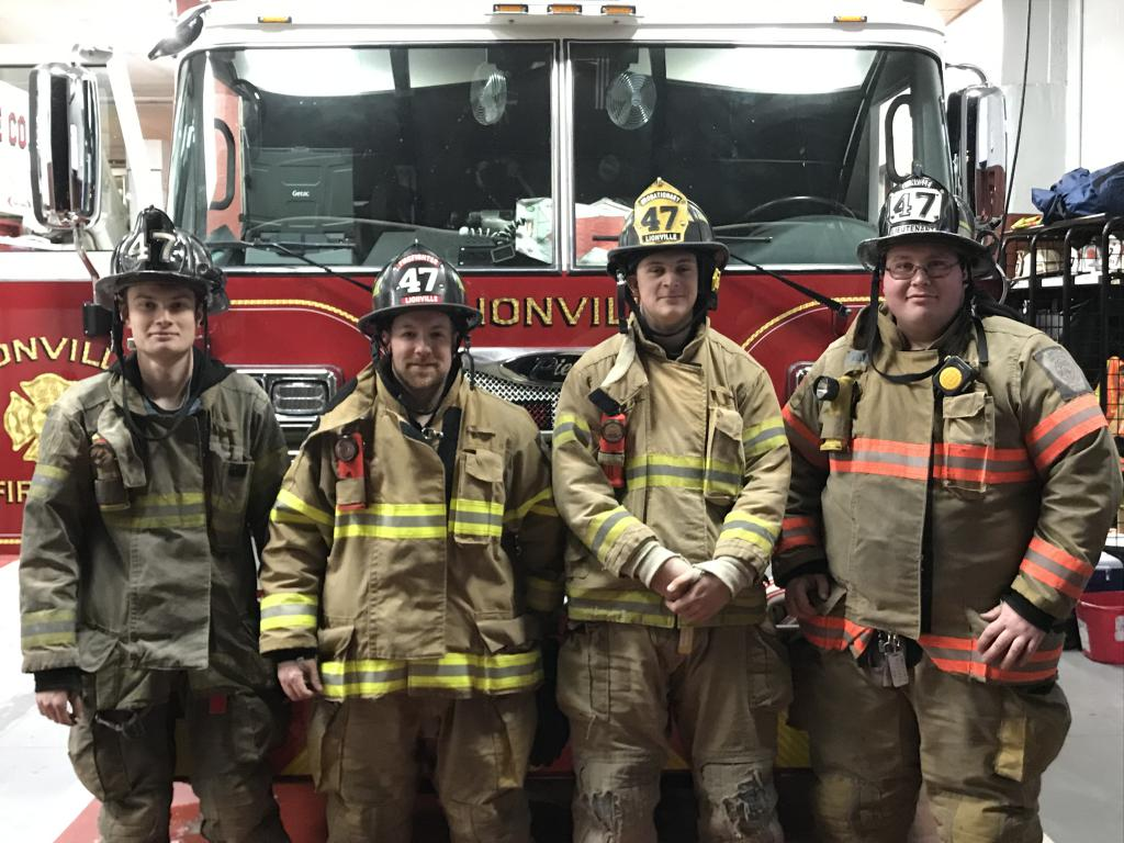 Crew from Engine 47-2.